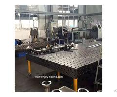 4000x2000x200mm Modular Welding Table