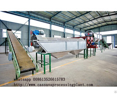 High Quality Cassava Flour Production Line Starch Machine