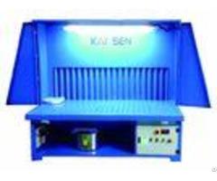 Metal Grinding Polishing Downdraft Welding Table 380v 415v 50 Hz Input Voltage
