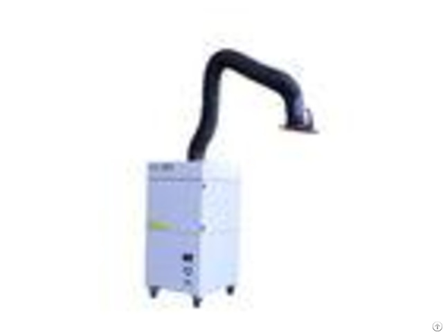Frame Filter Industrial Fume Extractor Real Anti Temperature Suction Arm