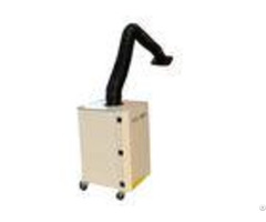Professional Portable Welding Smoke Eater 750w Power Mobile Dust Extraction Units