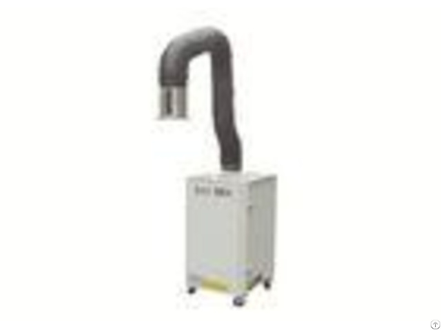 220v 50hz Industrial Fume Extractor 510610990mm Overall Dimensions