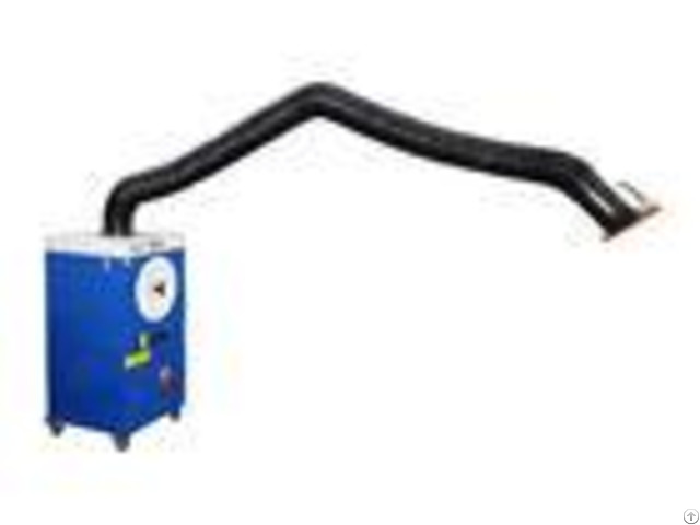 3m Arm Industrial Fume Extractor For Co2 Gas Shield 1 5kw Motor Power