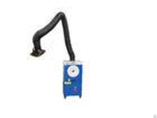 Transportable Industrial Fume Extractor High Temperature Resistant Arm