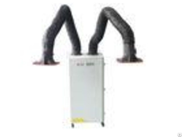 Economical Industrial Fume Extractor 2200w Power 3x380v 50hz Voltage