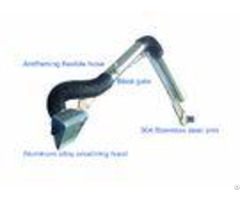 Professional Fume Extraction Arms High Strength 304 Stainless Steel Material