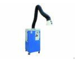 Intelligent Pulse Jet Cleaning Portable Fume Extractor Single Arm Welding Smoke Eater