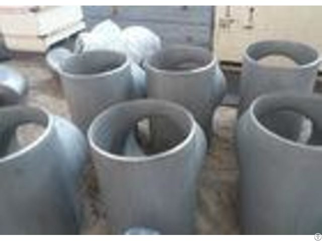 Large Size Buttweld Pipe Fittings Equal Tees Reducing Tee 304 304l