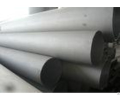 High Tensile Strength Duplex Stainless Steel Pipe 4 Inch Astm A790 2507 2205
