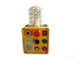 Elevator Replacement Parts Pitch Inspection Box Yellow Color Hpi 900 Type