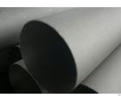 Offshore Industry Saf2205 2507 Duplex Stainless Steel Pipe Astm A312 Acid Resistance