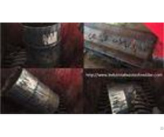 Bucket Drum Shredder Machine Steel Blade With Strong Abrasion Resistance