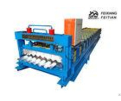 Trapezoidal Color Steel Roll Forming Machine With Automatic Control System