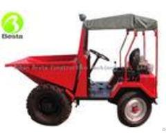 1ton 1000kg Front Bucket Mini Site Dumper Truck Fc10 With Diesel Motor