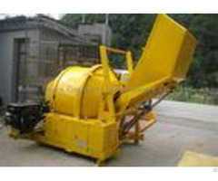 Jzr500a Diesel Concrete Mixer With Hydraulic Tipping Hopper 800l