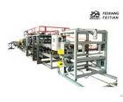 Eps Foam Sandwich Panel Making Machine 1 5m Min Speed Rockwool Production Line