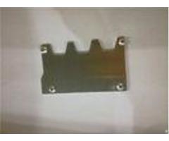 Progressive Rivet Press Dies Two Cavities Stamped Aluminum Heat Sink 0 003mm Precision
