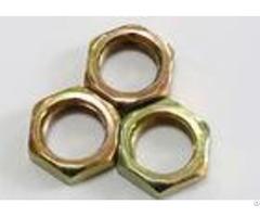 Carbon Steel Galvanized Hexagon Nuts