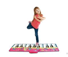 Barbie Piano Mat