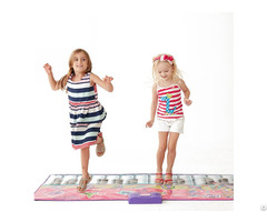Barbie Big Piano Mat