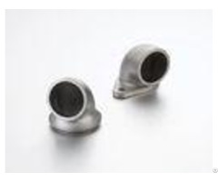 Cast Steel Pipe Fittings Metal Casting Process Fuel Rail System Precision Investment Castings