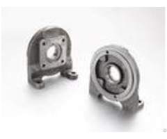 End Head Drive Mechanical Engineering Parts Sand Casting Process For Agriculture Machine Motor