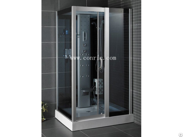 Conric Good Quality Shower Cabin With Rectangle Tray
