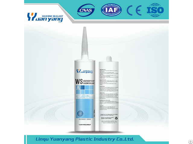 High Quality Neutral Silicone Sealant