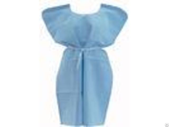 Absorbent Sterile Disposable Isolation Gowns 30 X 42 Tissue Poly ...