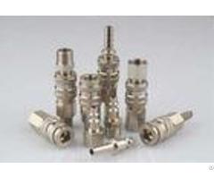 Interchangeable Pneumatic Quick Connect Coupling Miniature Iso 6150b Standard