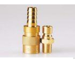 Antifraying Pneumatic Quick Release Coupling For Injecting Mold Machine