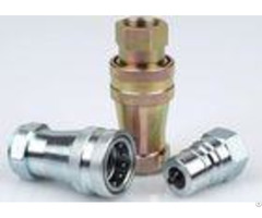 Lsq S6 Hydraulic Couplings In Iso A Carbon Steel Chrome Three Middle East Type