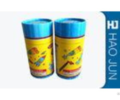 Pretty Coated Custom Cardboard Tubes Paper Tube Packaging For Toy