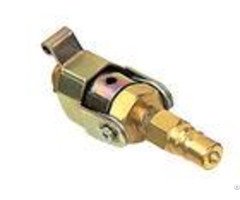 Brass Hydraulic Quick Couplers Under Pressure Bspp Thread Pvc Japanese Type