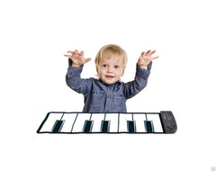 Electronic Roll Up Piano Keyboard