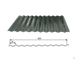 Steel Wave Tiles 18 76 800