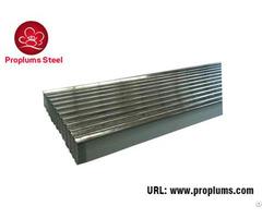 Galvanized Steel Sheet Manufacturer