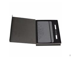 Gift Set With Quadrate Shape Pen