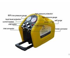 Good Quality Cm3000a Portable Refrigerant Recovery