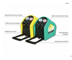 Cm3000a Best Sale Refrigerant Recovery Machine