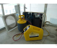 Hot Sale Cm3000a Refrigerant Recovery Machine