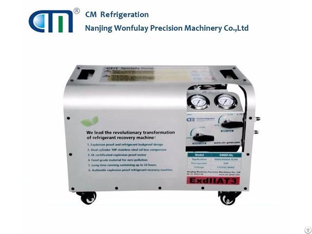 Refrigerant Recovery Machine Cemp Ol Good Quality