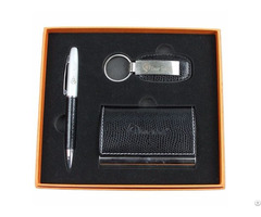 Gift Set With Logo For Promotional