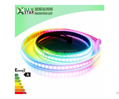 Apa102 Upgraded Type Apa107 Rgb Pixel Digital Led Strip Lights China Factory