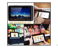 Handheld Industrial Pda Terminal For Retail Chain Autoid Pad