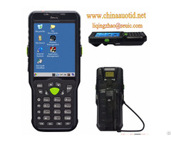 Rfid Handheld Barcode Scanner Terminal For Warehouse Management Autoid 6l W