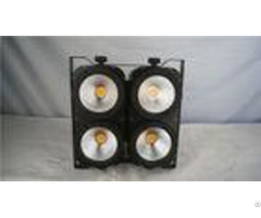 Four Eyes Cob 4pcs X 100w Led Audience Blinder Stage Light For Disco