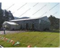 Solid Aluminum Structures Wedding Party Tent In Garden 25 X 75m More Than 500 People