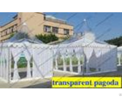 Re Locatable Miniature High Peak Canopy Aluminum Frame With Optional Sidewalls