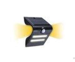 Motion Activated Solar Led Landscape Lights Cob 6000k With Warm 3000k Leds